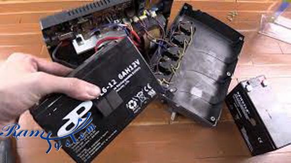 تعمیرات بیو پی اس و باتری
